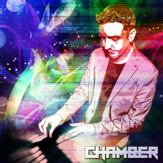DJ Chamber Full Color Artwork