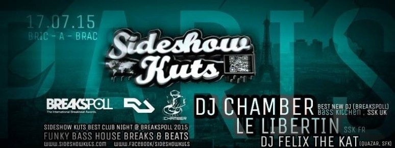 Paris SSK flyer