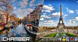 Amsterdam/Paris shows promo image