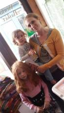 My sister and two nieces