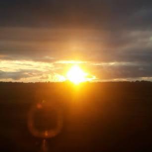 Alkmaar sunset