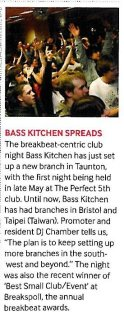 Mixmag Bass Kitchen Article