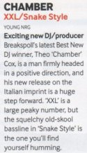 Mixmag XXL:Snake Style Review